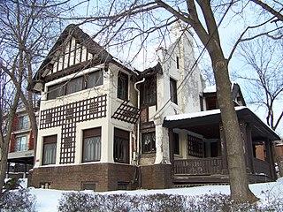 Garrett House (Syracuse, New York) United States historic place