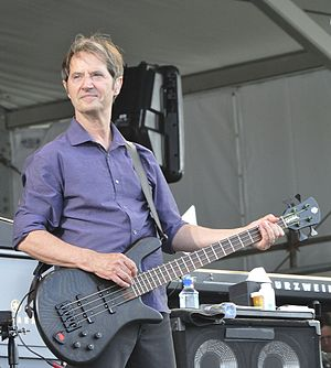 Garry Tallent - Tallent at the 2012 New Orleans Jazz & Heritage Festival