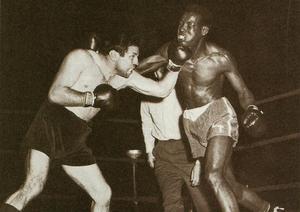 José María Gatica - José María Mono Gatica vs. Luis Federico Thompson (1952)
