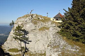 Dürre Wand - Image: Gauermannhütte
