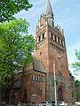 Gdańsk kościół Najświętszego Serca Jezusowego.JPG