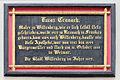 Gedenktafel Schlossstr 1 (Wittenberg) Lucas Cranach.jpg