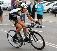 Geert Steurs in Tour of Denmark 2009