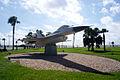 General Dynamics F-16A Fighting Falcon 81-0721 Block 15 RFront MacDill Air Park 24July2010 (14444208687).jpg