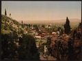 General view, Bursa, Turkey-LCCN2001699449.tif
