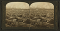 General view of the Great Union Stock Yards, Chicago, U.S.A, from Robert N. Dennis collection of stereoscopic views.png