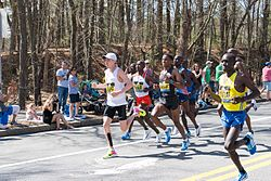 Geoffrey Kirui - Boston Marathon 2017