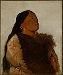 George Catlin - Wife of The Six - 1985.66.195 - Smithsonian American Art Museum.jpg
