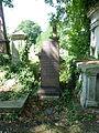 George Cruikshank grave Kensal Green Cemetery.JPG