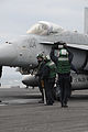 George H.W. Bush is supporting maritime security operations and theater security cooperation efforts in the US 5th Fleet area of responsibility 141113-N-MG079-139.jpg