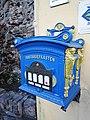 German mailbox in Cochem 02.JPG