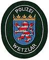 Germany - Stadt Polizei Wetzlar (defunct 1971) (4470292269).jpg