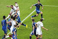 Germany and Argentina face off in the final of the World Cup 2014 -2014-07-13 (12).jpg