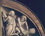 Ghent Altarpiece A - Cain - Abel - sacrifice.jpg