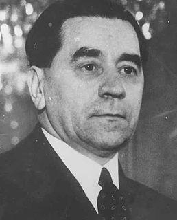 Gheorghe Tătărescu Romanian politician