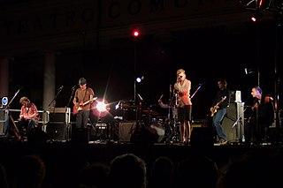 Giant Sand Rock band