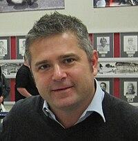 Gil de Ferran 2011 Indianapolis.JPG