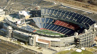 New England Revolution - Gillette Stadium has been New England Revolution's home stadium since 2002
