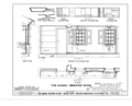 Gilman Garrison, Water and Clifford Streets, Exeter, Rockingham County, NH HABS NH,8-EX,2- (sheet 32 of 38).png