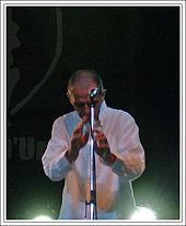 Giovanni Lindo Ferretti live col suo ultimo gruppo: i PGR