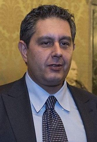 Giovanni Toti - Image: Giovanni Toti