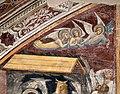 Giovanni cristiani e bottega, natività, crocifissione con santi e compianto, 1390 ca. 04.jpg