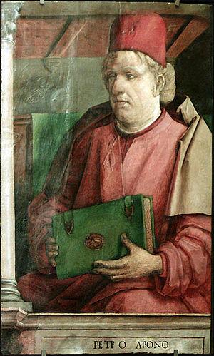 Pietro d'Abano - By Justus van Gent