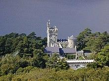 Glenveagh Castle - geograph.org.uk - 395086