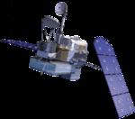 Global Precipitation Measurement spacecraft model.png
