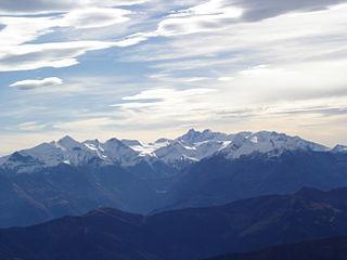 Glockner Group mountain range