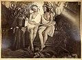 Gloeden, Wilhelm von (1856-1931) - Ragazzi abruzzesi in costume pseudoclassico 1.jpg