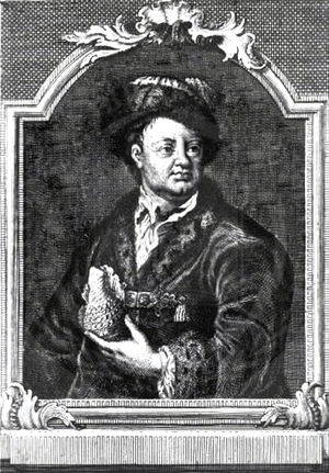 Demid Pyanda - Johann Georg Gmelin