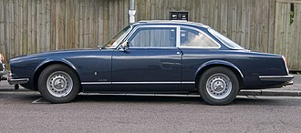 Gordon-Keeble - Image: Gordon Keeble car 2