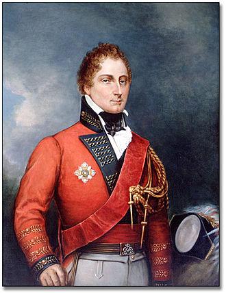 Siege of Fort Erie - British Lieutenant General Sir Gordon Drummond, Lieutenant Governor of Upper Canada