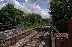 Gospel Oak railway station MMB 11.jpg
