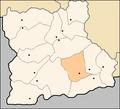 Gotse Delchev Municipality Blagoevgrad Oblast map.png