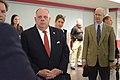 Governor Visits University of Maryland Football Team (36088194654).jpg