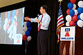 Governor of Wisconsin Scott Walker at Northeast Republican Leadership Conference in Philadelphia PA June 2015 by Michael Vadon 04.jpg