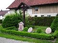 Grabstätte Friedhof Kißlegg Mai 2012.JPG