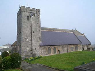 Oystermouth - The Church of All Saints