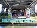 Graffiti op de Amsterdamse brug, brug 54P pic10.JPG