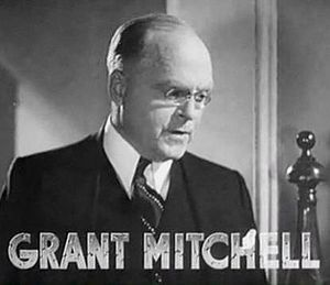 Grant Mitchell (actor) - in The Garden Murder Case (1936)
