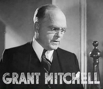 Grant Mitchell (actor) - in The Garden Murder Case (1936)