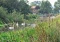 Grantham Canal towards Hickling Basin - geograph.org.uk - 944710.jpg
