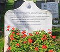 Grave headstone of WPC Jane Philippa Arbuthnot.jpg