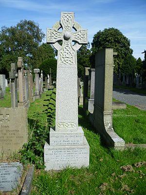 Elsie Inglis - Grave of Dr. Elsie Inglis