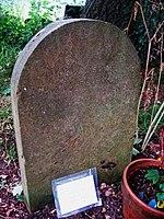Grave of Nick Drake