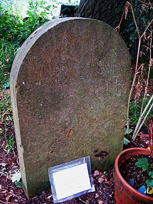 Nick Drake - Image: Grave of Nick Drake
