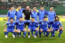 Greece national football team (2010-11-17)