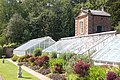 Greenhouses in the Walled Garden, Wallington - geograph.org.uk - 1391586.jpg